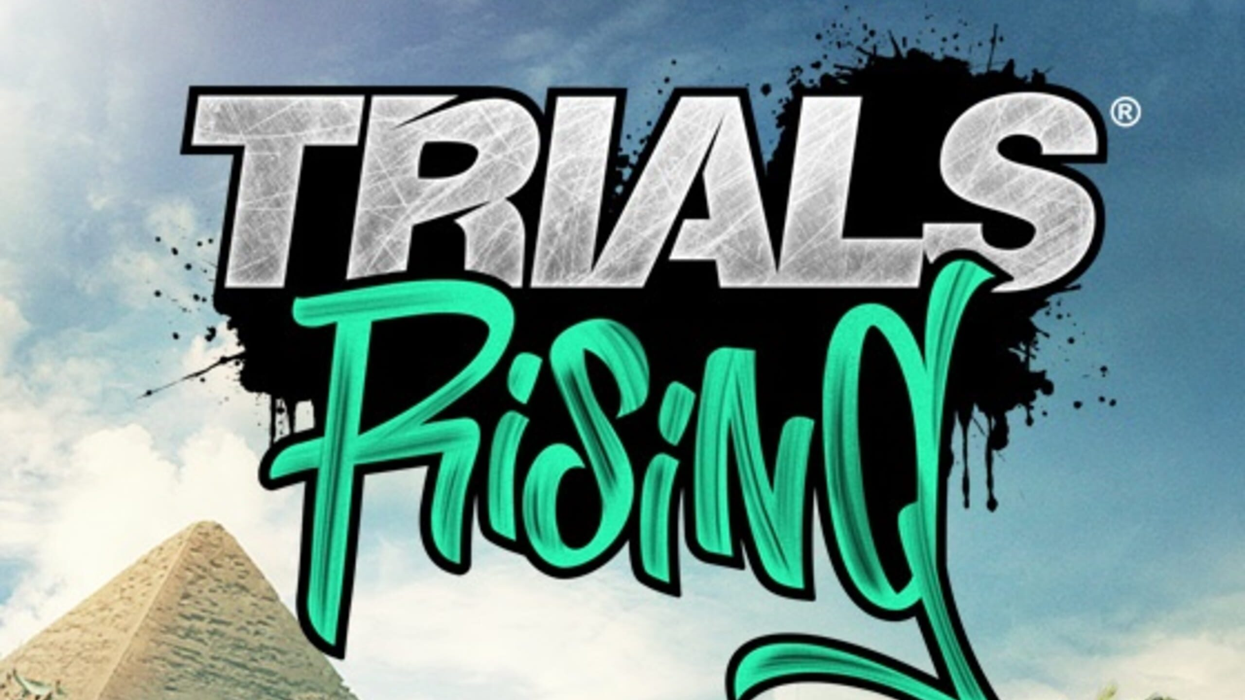 game cover art for Trials Rising