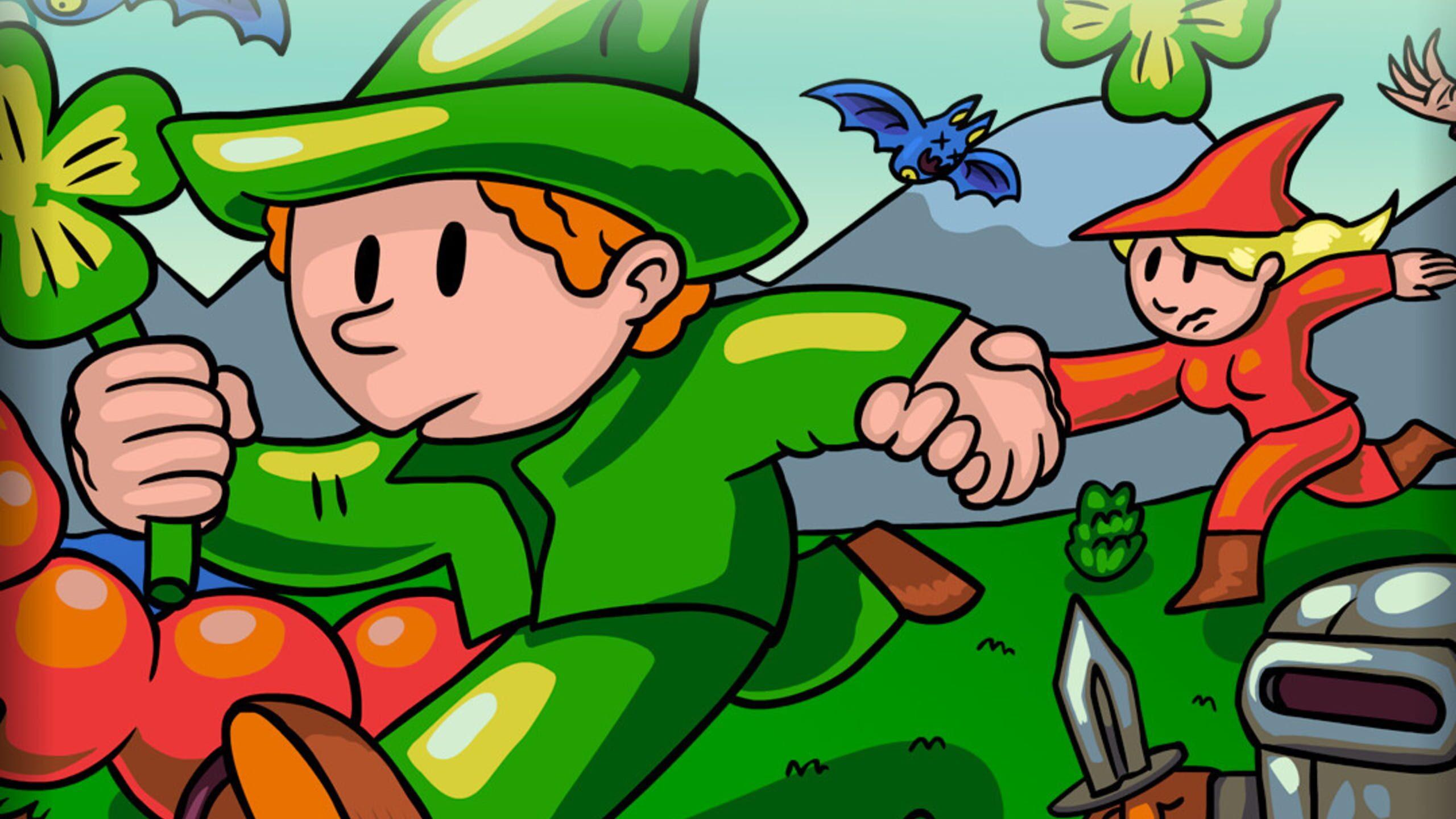 game cover art for Job the Leprechaun