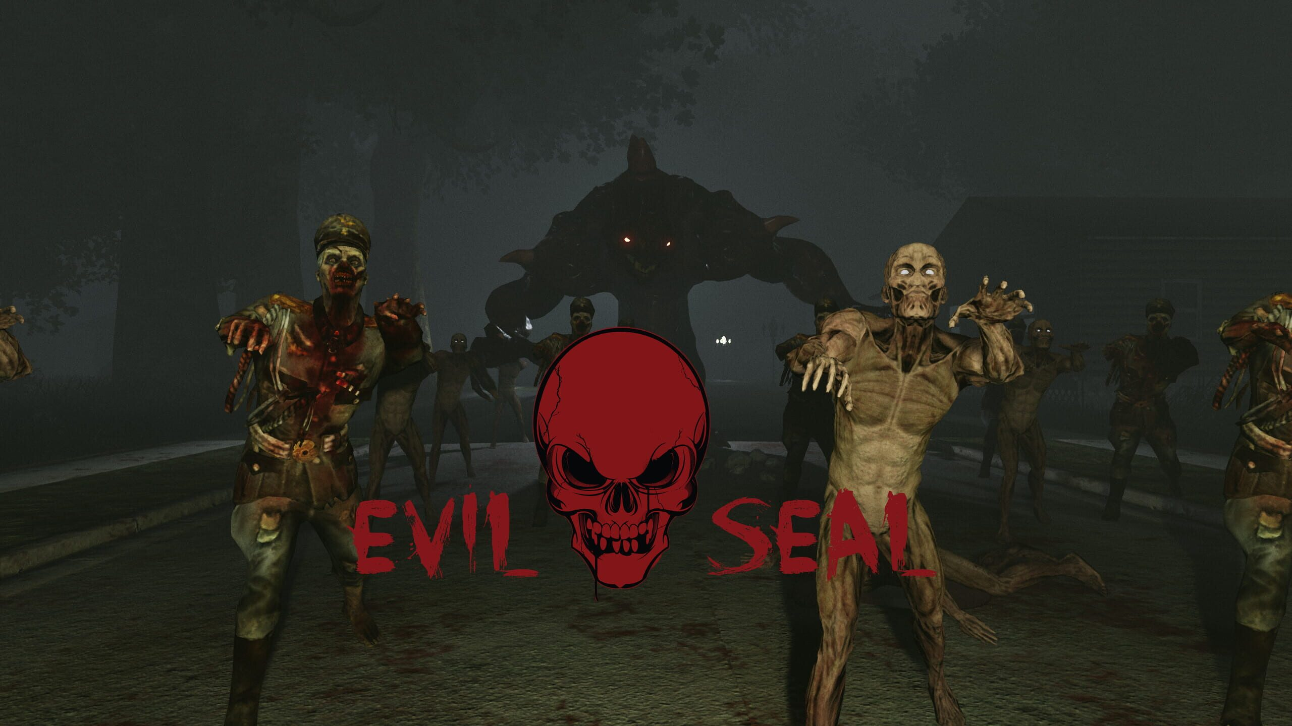 game cover art for Evil Seal