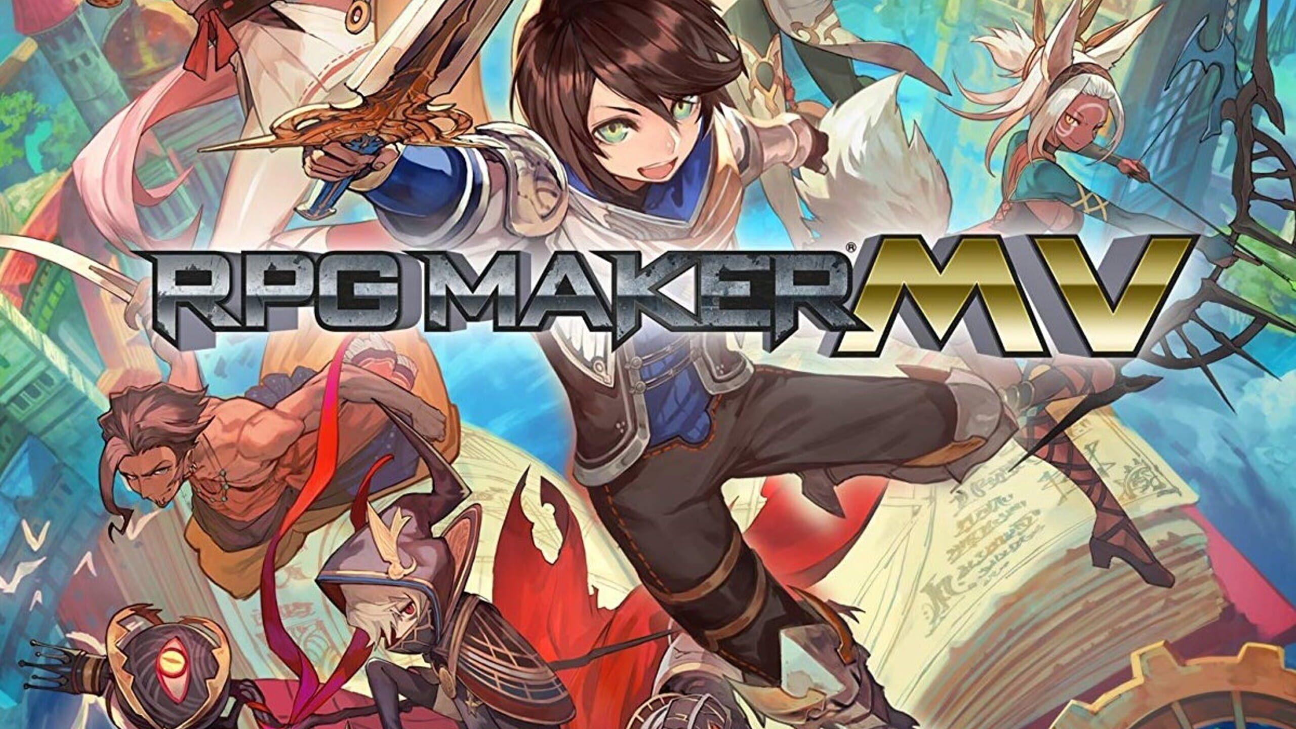 game cover art for RPG Maker MV