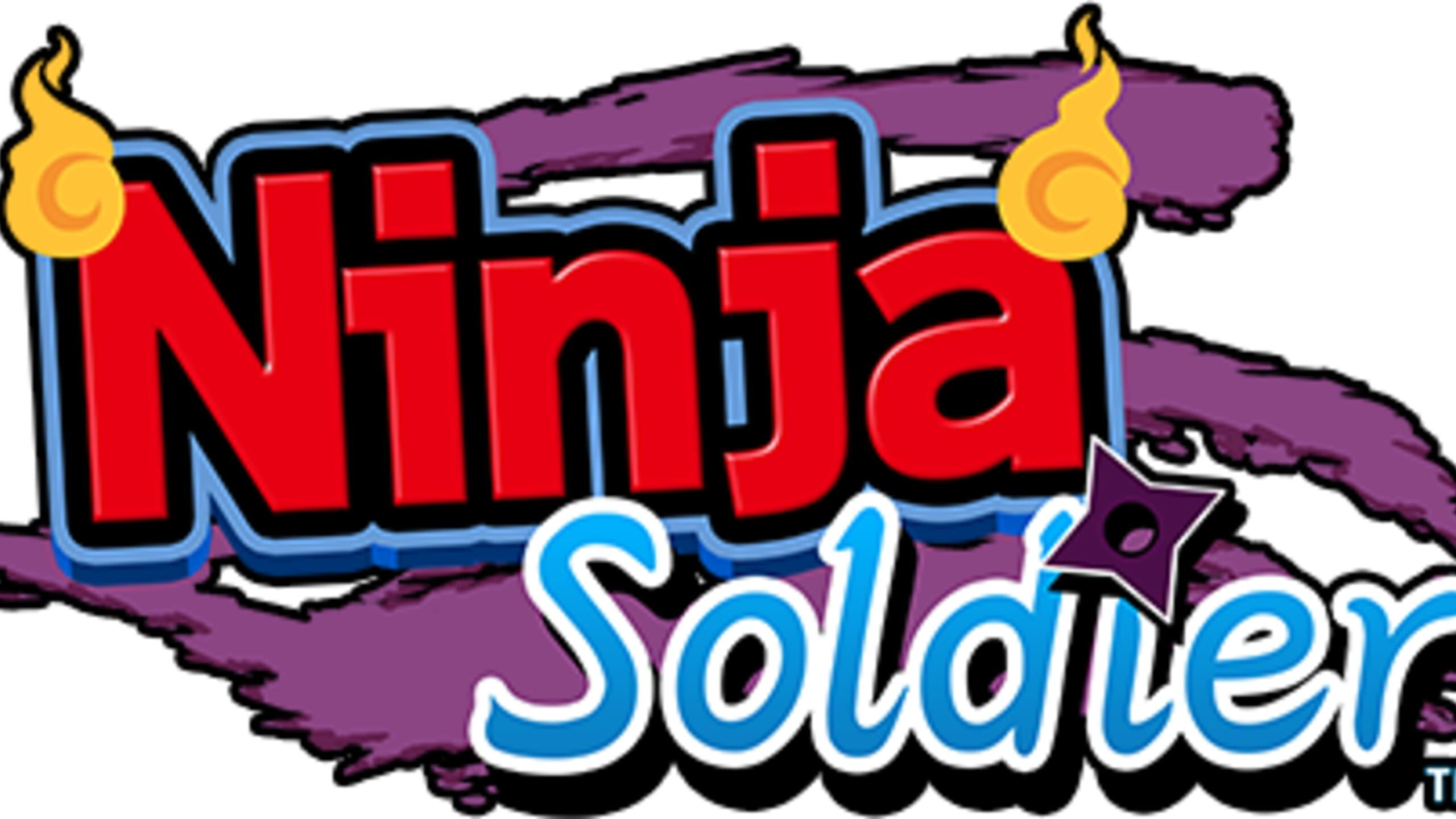 game cover art for Ninja Soldier