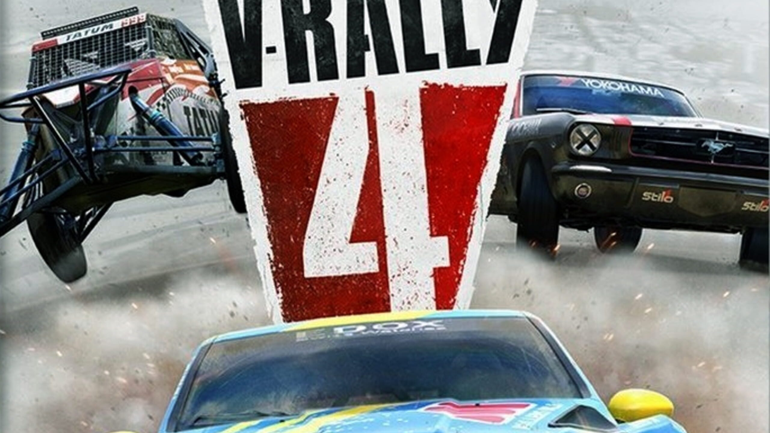 game cover art for V-Rally 4