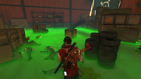 Escape Dead Island - Fritz oder Stirb! Screenshot 3