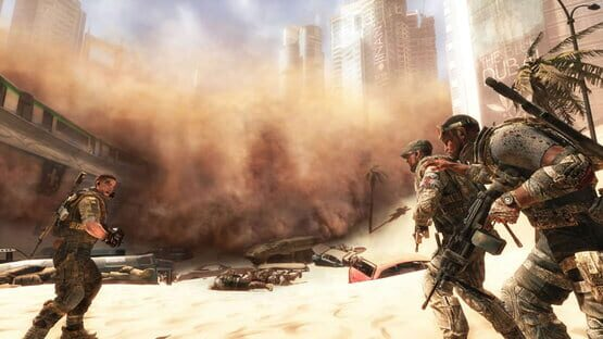 Spec Ops: The Line Screenshot 3