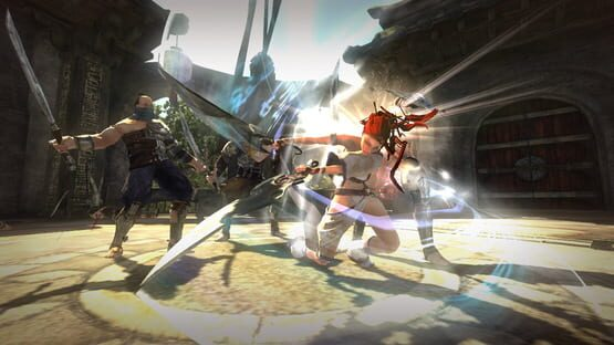 Heavenly Sword Screenshot 1