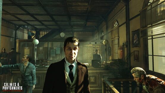 Sherlock Holmes: Crimes & Punishments Screenshot 1