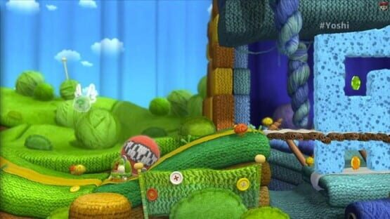 Yoshi's Woolly World Screenshot 3