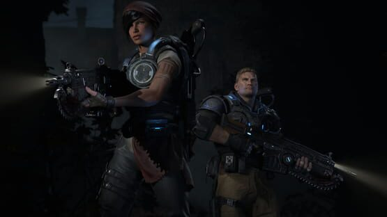 Gears of War 4: Multiplayer Beta Screenshot 3