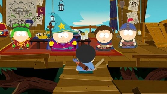 South Park: Der Stab der Wahrheit Screenshot 1