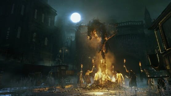 Bloodborne + The Old Hunters Screenshot 3