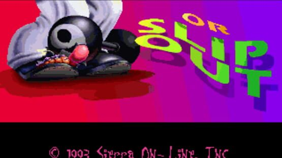 Képernyőkép erről: Leisure Suit Larry 6: Shape Up or Slip Out!