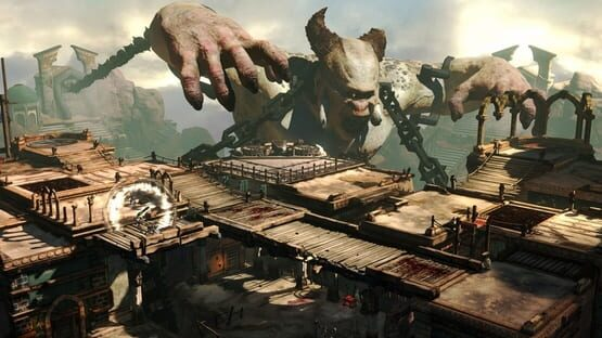 God of War: Ascension Screenshot 2