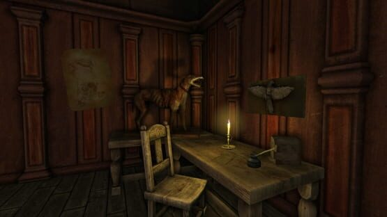 Amnesia: The Dark Descent / Justine Screenshot 1
