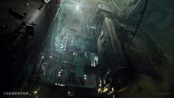 Observer-  zum Cyberpunk-Horror Screenshot 1