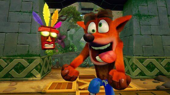 Crash Bandicoot N. Sane Trilogy Screenshot 3