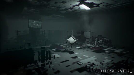 Observer-  zum Cyberpunk-Horror Screenshot 2