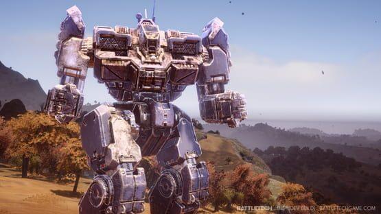 Battletech - Story-Kampagne in der Beta Screenshot 1