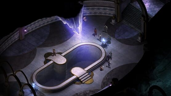 Képernyőkép erről: Pillars of Eternity: The White March Part II