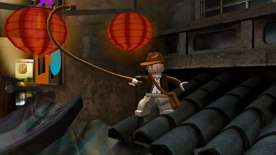 Lego Indiana Jones Screenshot 1