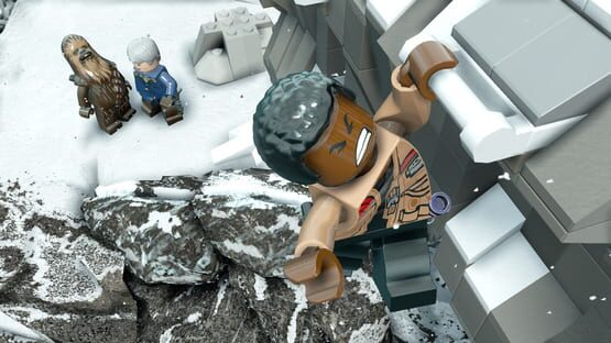 LEGO Star Wars 7: Das Erwachen der Macht Screenshot 2
