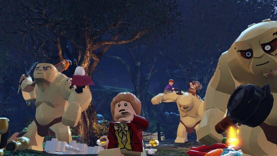 LEGO Der Hobbit Screenshot 3