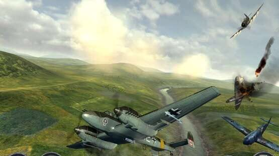 Képernyőkép erről: Combat Wings: Battle of Britain