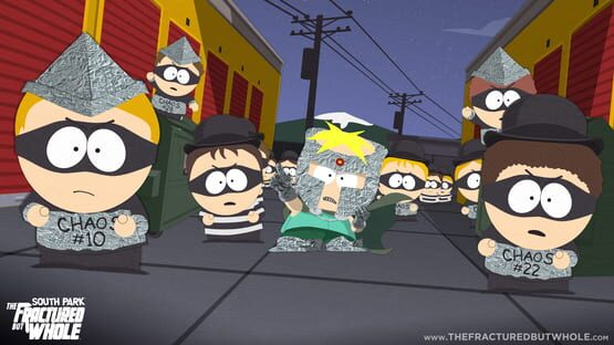 Képernyőkép erről: South Park: The Fractured But Whole