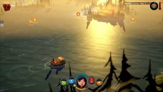 Képernyőkép erről: The Flame in the Flood