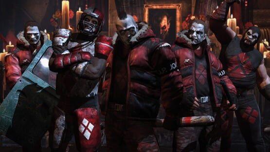 Batman: Arkham City - Harley Quinn's Revenge Screenshot 2