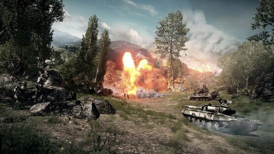 Battlefield 3 Multiplayer Screenshot 2
