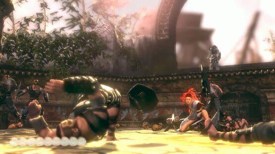 Heavenly Sword Screenshot 2
