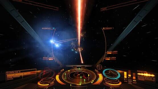 Elite: Dangerous Screenshot 1