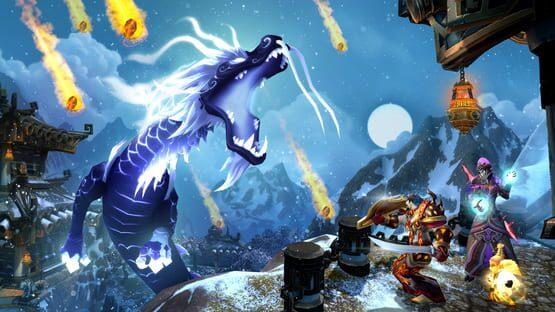 World of WarCraft: Mists of Pandaria (Beta) Screenshot 3