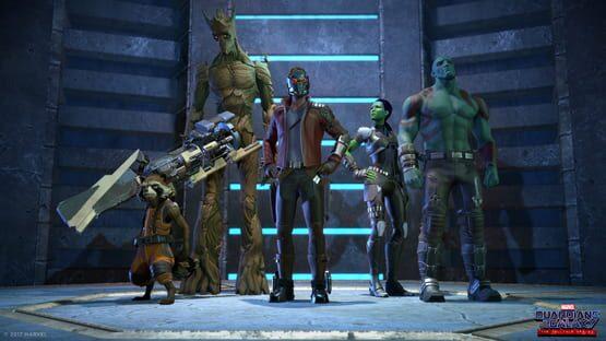 Guardians of the Galaxy: The Telltale Series Screenshot 1