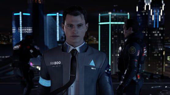 Detroit: Become Human Screenshot 1