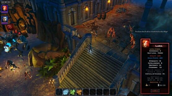 Divinity: Original Sin (Alpha) Screenshot 3