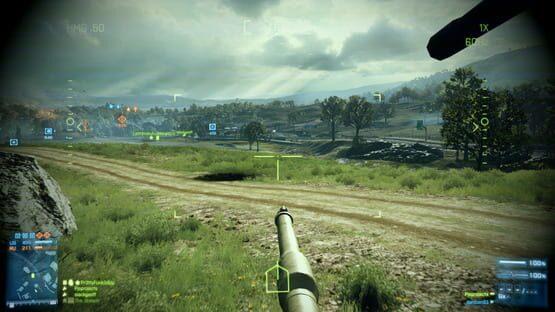 Battlefield 3 Multiplayer Screenshot 1