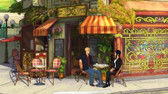 Broken Sword 5: The Serpents Curse – Episode 1