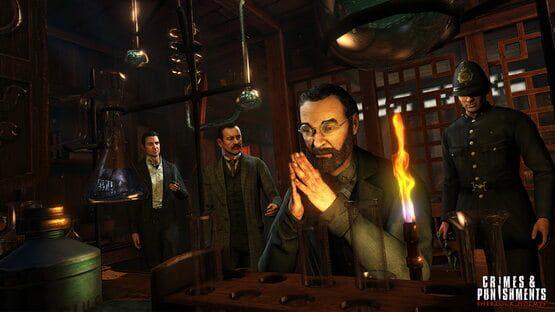 Sherlock Holmes: Crimes & Punishments Screenshot 3
