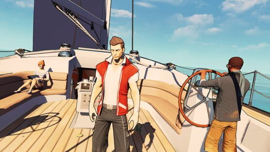 Escape Dead Island - Fritz oder Stirb! Screenshot 1