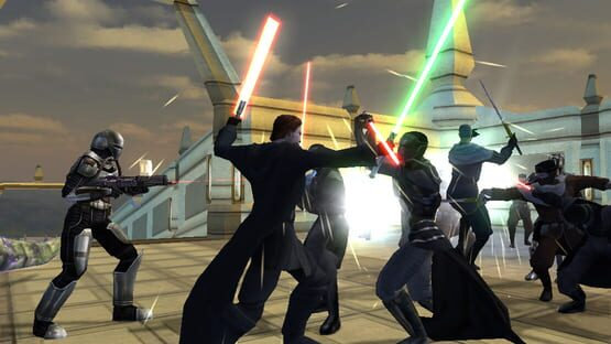 Képernyőkép erről: Star Wars: Knights of the Old Republic II - The Sith Lords
