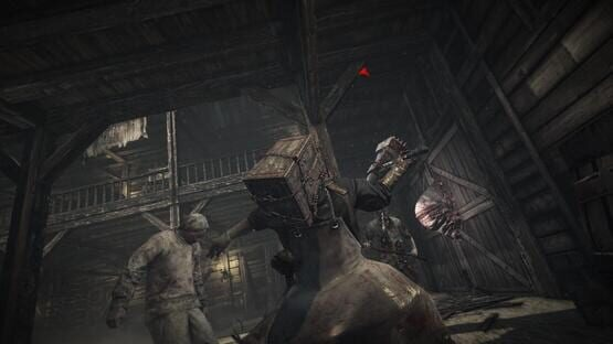 The Evil Within: The Executioner