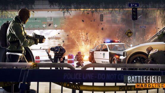 Battlefield Hardline Screenshot 2