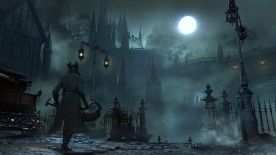 Bloodborne + The Old Hunters Screenshot 1
