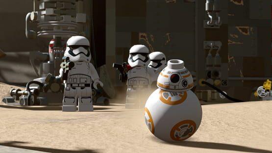 LEGO Star Wars 7: Das Erwachen der Macht Screenshot 1