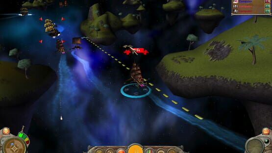 Képernyőkép erről: Treasure Planet Battle at Procyon