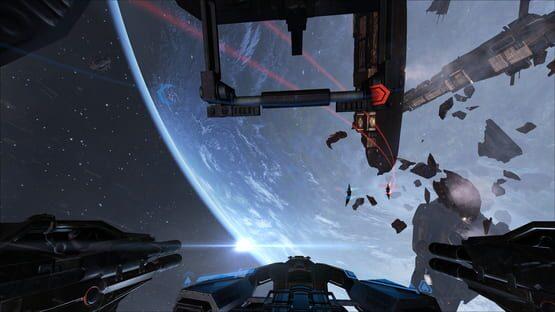 EVE: Valkyrie Alpha Screenshot 2