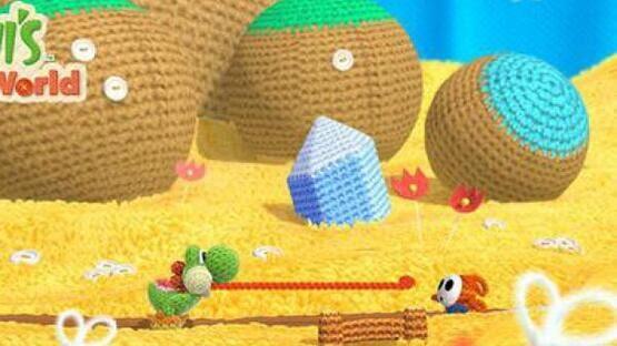 Yoshi's Woolly World Screenshot 1
