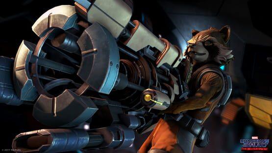 Guardians of the Galaxy: The Telltale Series Screenshot 3