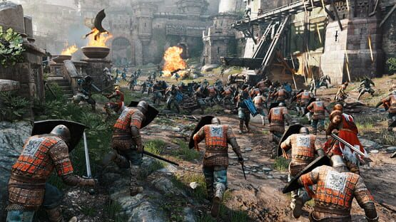 For Honor - Story-Kampagne im Koop Screenshot 2